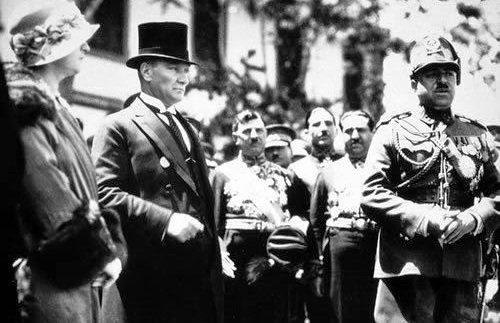 Dünya liderlerinin Atatürk için başsağlığı mesajları