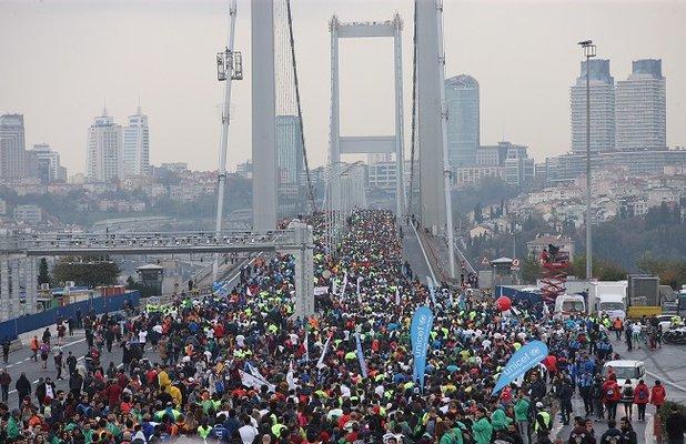 39. İstanbul Maratonu'nda ünlü isimler