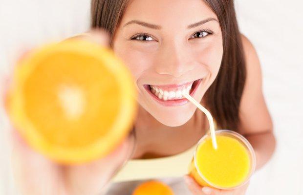 Kilo vermek için C vitamini