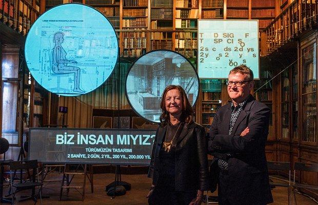 3. İstanbul Tasarım Bienali başlıyor