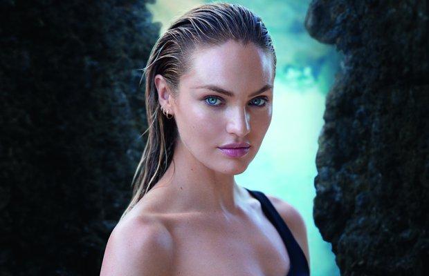 Biotherm'in yeni marka yüzü Candice Swanepoel oldu