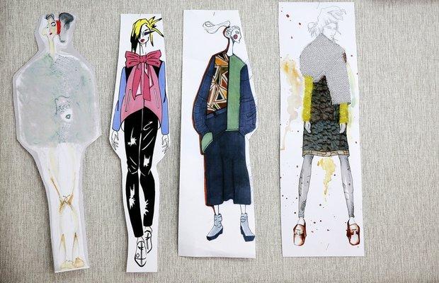 Vakko Esmod Moda Akademisi'nin 2016-2017 eğitim programı - bitmedi