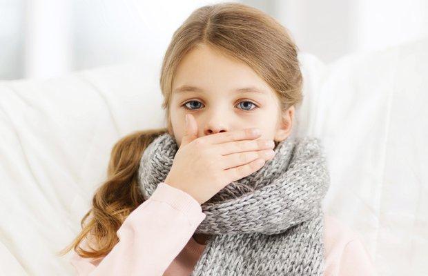 Çocuğunuz öksürüyorsa ne yapabilirsiniz?