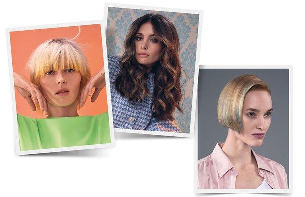 Essential Looks ile sezonun saç trendleri 2019