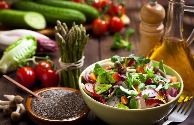 Doğru beslenerek bahar aylarına daha dinç ve hafif girin