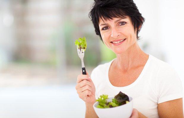 Menopozda kilo vermek için diyet programı