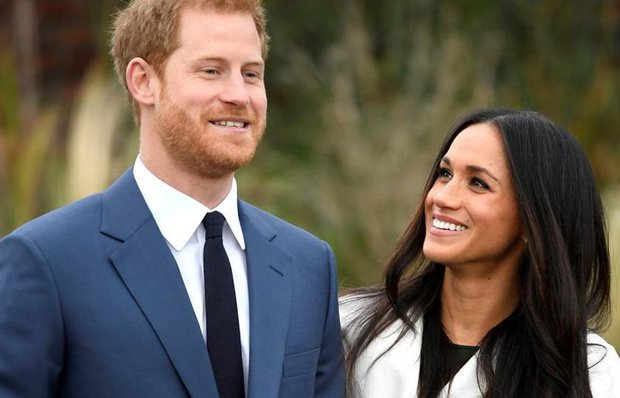 Meghan Markle ve Prens Harry