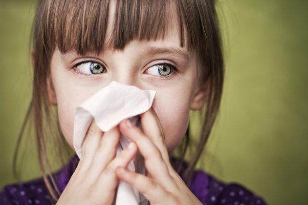 hasta grip nezle cocuk