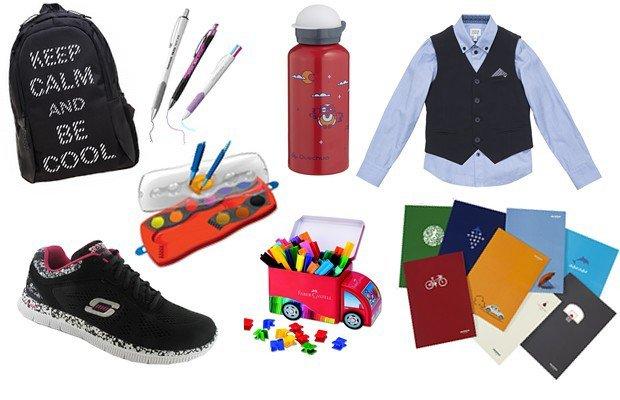 Okula başlayacak çocukların seveceği 40 ürün yeni