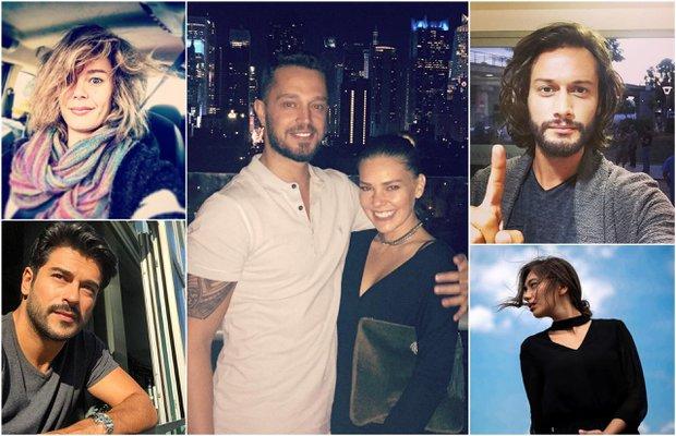 Ünlülerin Instagram paylaşımları (3 Ekim - 10 Ekim 2016)