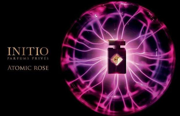 Initio'dan etkileyici yeni parfüm: Atomic Rose