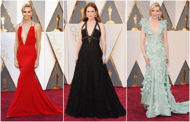 2016 Oscar Ödül Töreni'nde kim, ne giydi?