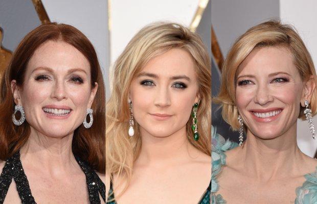 2016 Oscar Ödül Töreni'nin en şık mücevherleri 1
