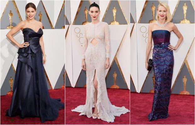 2016 Oscar Ödül Töreni'nin en şık 10 kadını