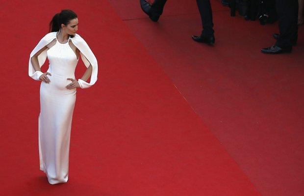 Fahriye Evcen 2015 Cannes stili fahriye evcen cannes 1