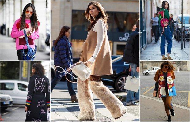 Paris Moda Haftası sokak stilleri (2016 İlkbahar-Yaz) 1