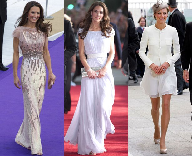 Kate Middleton'un şahane stili kate middleton red 1