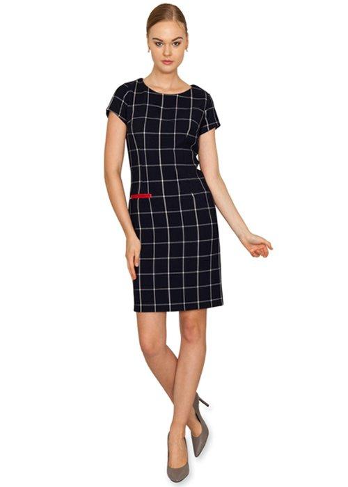 88a4087431df1 2016 sonbahar sezonunun en şık iş elbiseleri - 16 - Herry - Pudra