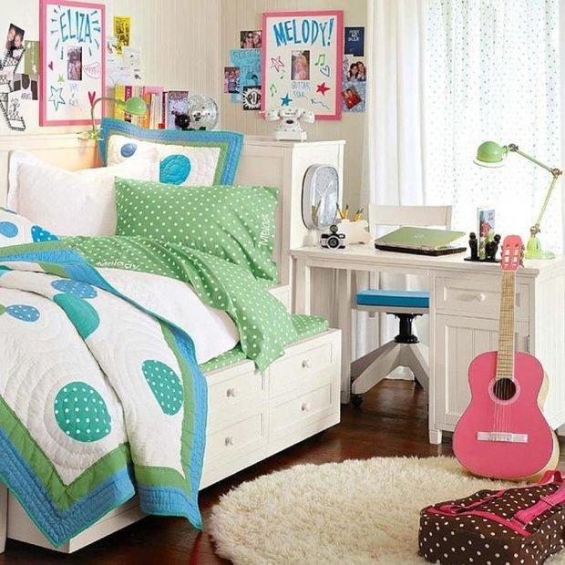 En güzel genç odası tasarımları2