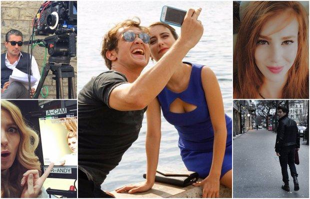 Ünlülerin Instagram paylaşımları (5 Ekim - 12 Ekim 2015) Ünlülerin Instagram paylaşımları