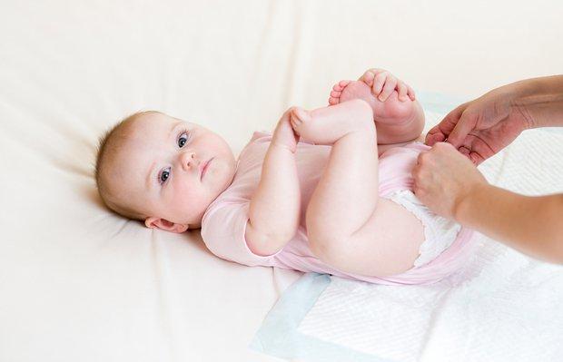 bebek bezi degistirme