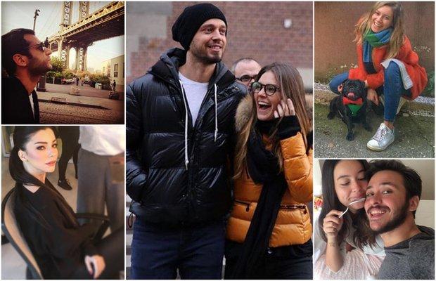 Ünlülerin Instagram paylaşımları (31 Ekim - 7 Kasım 2016)