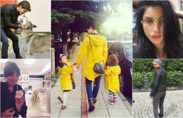 Ünlülerin Instagram paylaşımları (12 Ekim - 19 Ekim 2015)