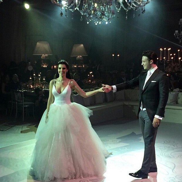 Burak Sağyaşar ve Hatice Şendil evlendi burak sagyasar hatice 1