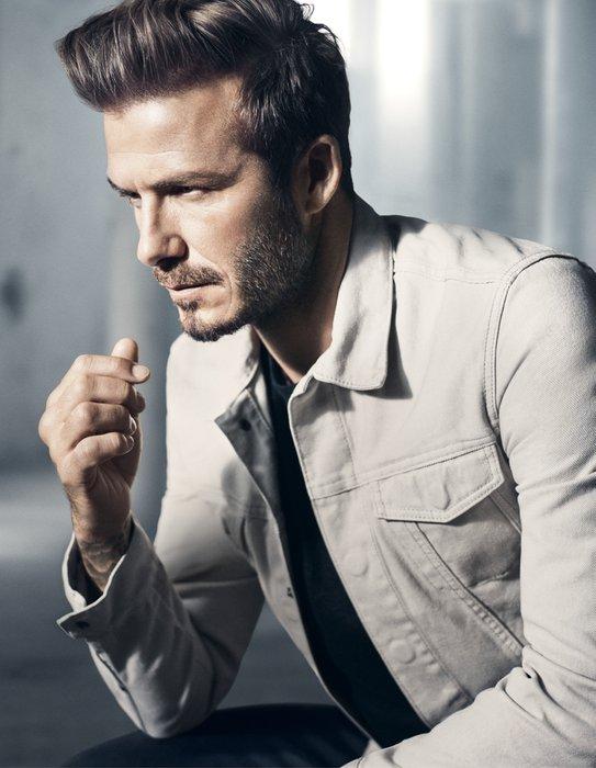David Beckham erkeklerin gardıroplarına el atıyor david beckham modern 1