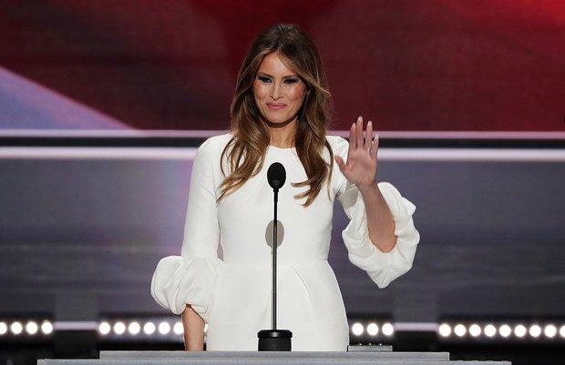 Yeni First Lady'nin göz alıcı stili