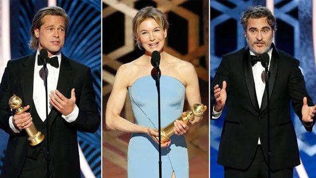 2020 Altın Küre Ödülleri (77. Golden Globe) kazananları