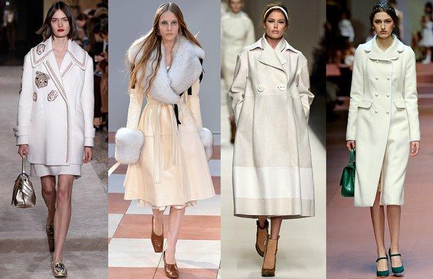 Trend Alarmı: Beyaz paltolar 1