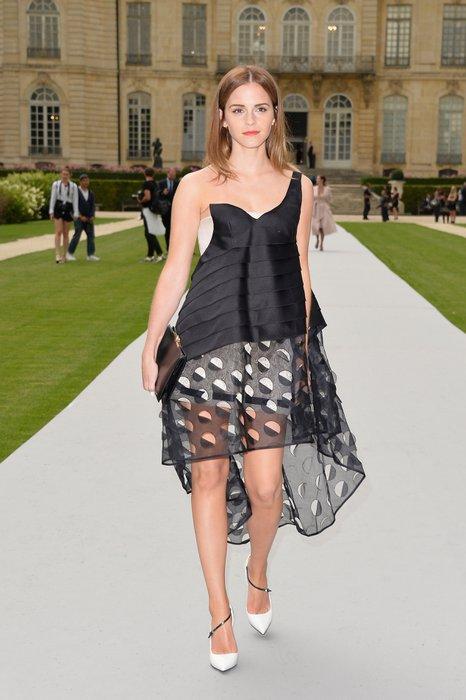 Paris Moda Haftası'nda ön sıradakiler 10front row paris 1