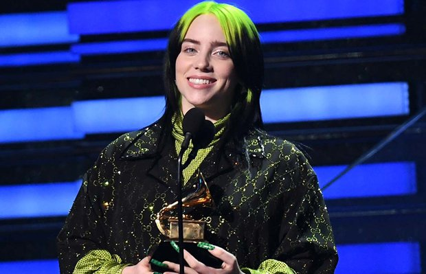 billie eilish song of the year grammy awards