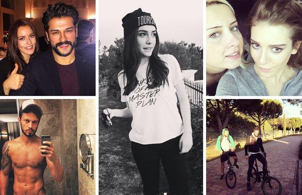 Ünlülerin Instagram paylaşımları (19-25 Ocak 2015) instagram unlu post 1