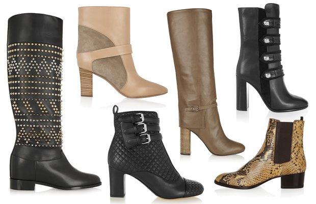 Yeni sezonun en güzel çizme modelleri