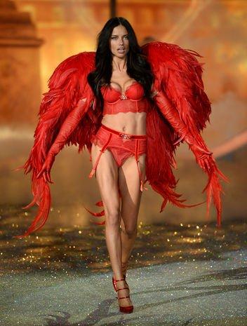 Victoria's Secret Fashion Show adriana lima Victorias 1