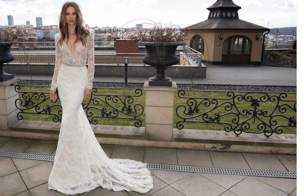 Vakko Wedding 2016 gelinlik modelleri 1