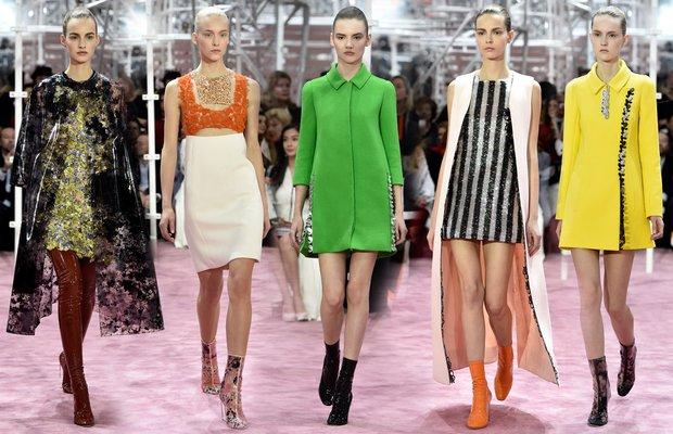 Dior Haute Couture 2015 İlkbahar-Yaz koleksiyonu dior haute couture 1
