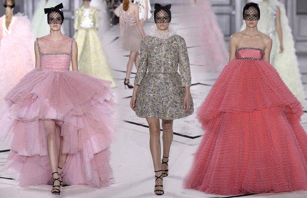 Giambattista Valli Haute Couture 2015 İlkbahar-Yaz koleksiyonu giambattista valli spring 1