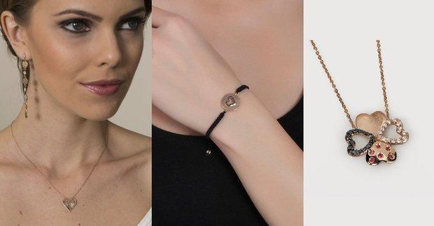 Ayşe Rodoslu'dan Sevgililer Günü'ne özel mücevherler