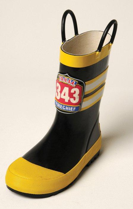 Joker'den çocuklara yağmur botları itfaiye 2