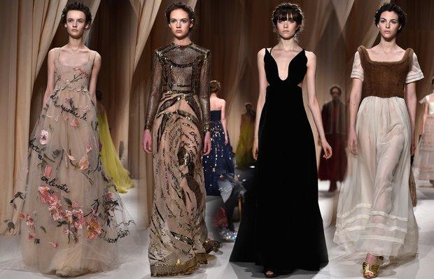 Valentino Haute Couture 2015 İlkbahar-Yaz Koleksiyonu valentino haute couture 1