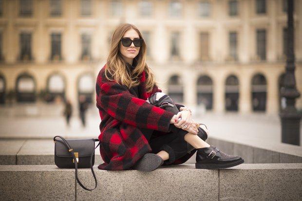 Paris Haute Couture Moda Haftası sokak stilleri (2015) sokak stil paris 1