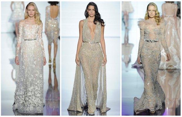 Zuhair Murad Haute Couture 2015 İlkbahar-Yaz Koleksiyonu zuhair murad haute 1