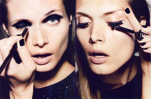 Eyeliner sürme şekilleri eyeliner 1