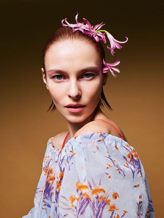 Essential Looks 2020 İlkbahar Yaz Saç Rengi Trendleri Essential Looks 2020 Saç Rengi Trendleri, Let It Bloom