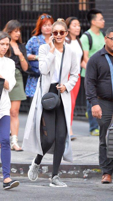 Gigi Hadid'in seksi stili 2