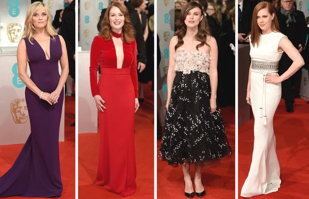 2015 BAFTA Ödülleri'nde kim, ne giydi? bafta 2015 67 1