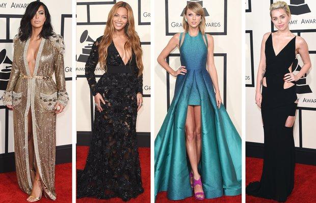 2015 Grammy Ödülleri'nde kim, ne giydi? grammy 2015 kim 1